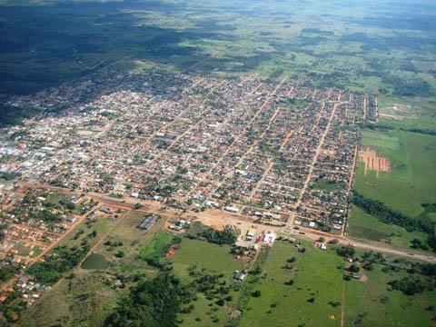 Mirante da Serra Rondônia fonte: cartoesbrasil.com.br