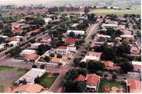 Ribeirãozinho Mato Grosso fonte: cartoesbrasil.com.br