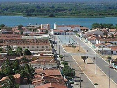 Chorrochó Bahia fonte: cartoesbrasil.com.br