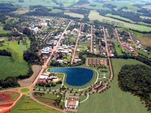 Diamante do Sul Paraná fonte: cartoesbrasil.com.br